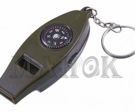 Компас TSC-41 брелок с термометром