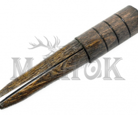 Манок на утку с подвеской (дерево)