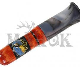 Манок на утку деревянный Эхо №12 малый