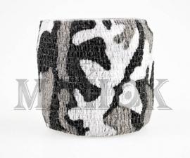 Маскировочная лента 5 х 450 см Snowfield Camo
