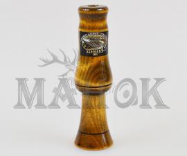 Манок на утку-гуся деревянный Эхо №7 универсальный