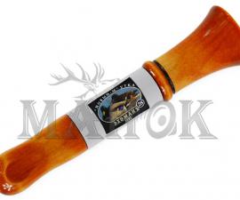 Манок на утку деревянный Эхо №28 Новый М