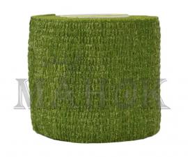 Маскировочная лента 5 х 450 см зеленая