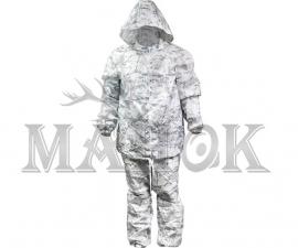 Костюм маскировочный Multicam Alpine белый с серыми пятнами