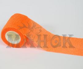 Маскировочная лента оранжевая