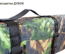 Коврик охотничий 180х65 см, камуфлированый