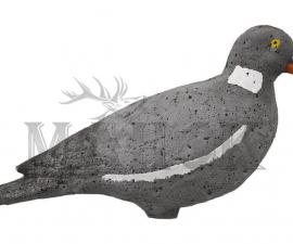 Подсадное чучело ГОЛУБЬ вяхирь пенополиуретан 33 см