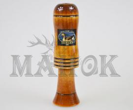 Манок на гуся деревянный Эхо №5 Престиж