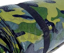 Коврик туристический 180х55х0,3 см камуфлированный