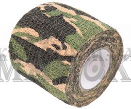 Маскировочная лента камуфляж Jungle Camo