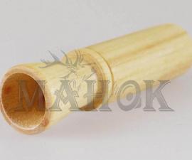 Манок на гуся Дуэт деревянный